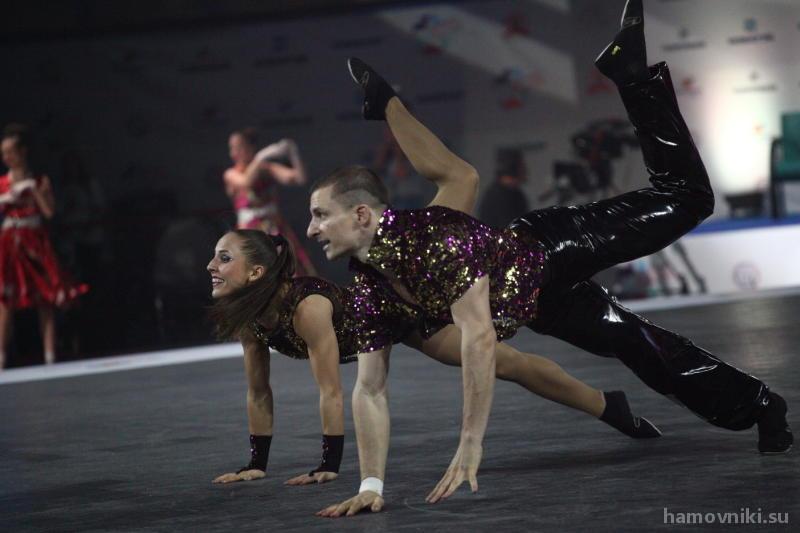 Третье место на Кубке мира взяли танцоры из спортивной школы №29