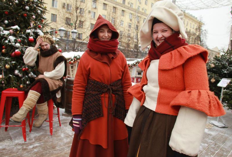 Фестиваль «Путешествие в Рождество» побил рекорд по посещаемости