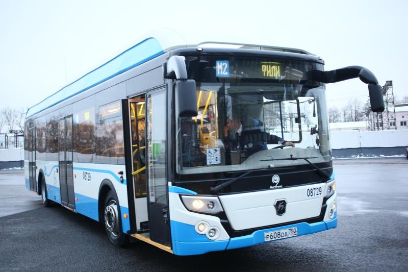 Миллион москвичей воспользовался электробусами с момента их появления в столице