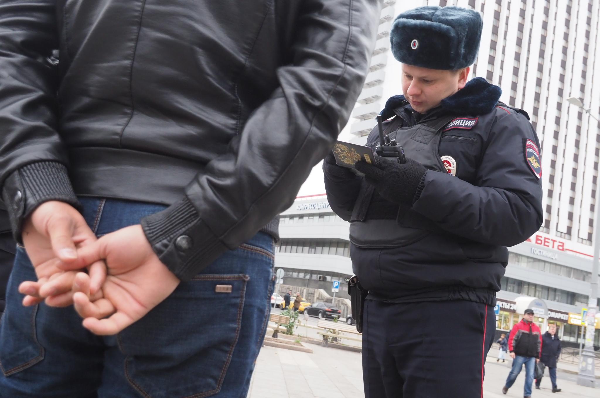 Оперативники ОП «Китай-город» задержали подозреваемых в краже