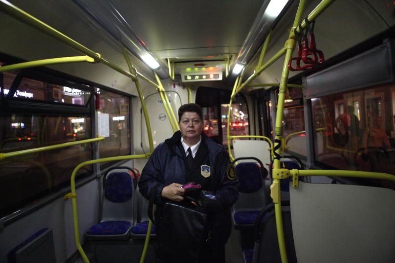 Ночные автобусы перевезли почти 500 тысяч человек с начала 2019 года