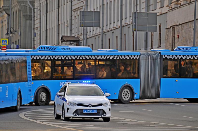 В центре Москвы оперативники задержали подозреваемого в грабеже