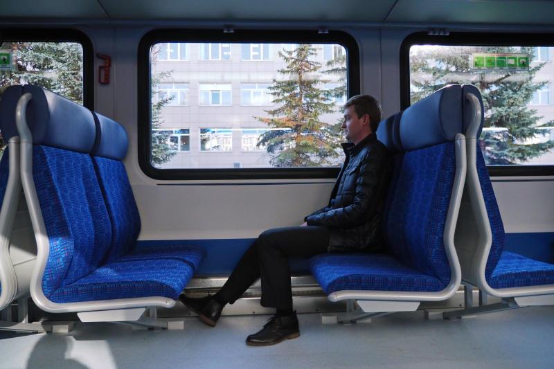 Новые элементы инфраструктуры запланировали установить на станциях МЦД