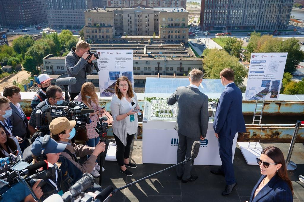 Москва к 2023 году получит новый комплекс технопарка на территории ЗИЛа