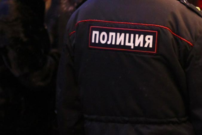Полицейские района Якиманка задержали подозреваемого в угоне автомобиля